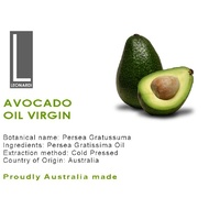 AVOCADO OIL 100% PURE NATURAL ORGANIC BASE CARRIER OIL 1 Litre