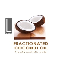 FRACTIONATED COCONUT OIL PURE NATURAL BASE CARRIER OIL 200ml