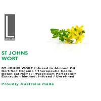 ST JOHNS WORT 1 LITRE INFUSED MACERATED OIL