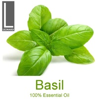 BASIL 1 LITRE PURE ESSENTIAL OIL  AROMATHERAPY GRADE