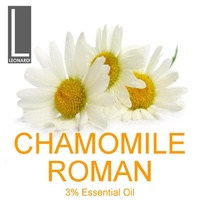 CHAMOMILE ROMAN 10 ML 3% JOJOBA PURE ESSENTIAL OIL