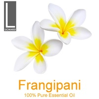 FRANGIPANI 100 ML 3% IN JOJOBA OIL ESSENTIAL OIL  AROMATHERAPY GRADE