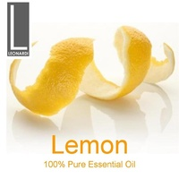 LEMON 100% PURE ESSENTIAL OIL 50ML