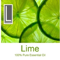 LIME 1 LITRE PURE ESSENTIAL OIL AROMATHERAPY GRADE
