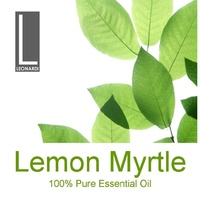 LEMON MYRTLE 500 ML PURE ESSENTIAL OIL AROMATHERAPY GRADE