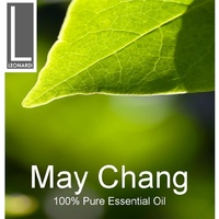 MAY CHANG 10 ML PURE ESSENTIAL OIL AROMATHERAPY GRADE