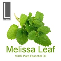MELISSA LEAF 100 ML PURE ESSENTIAL OIL  AROMATHERAPY GRADE