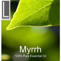 MYRRH 10 ML PURE ESSENTIAL OIL AROMATHERAPY GRADE