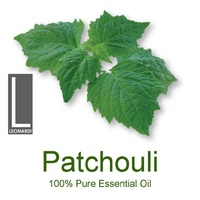 PATCHOULI 100% PURE ESSENTIAL OIL Organic 100ml AROMATHERAPY GRADE