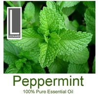 PEPPERMINT 1 LITRE PURE ESSENTIAL OIL AROMATHERAPY GRADE