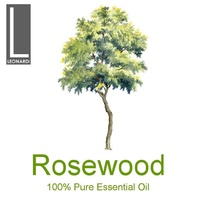 ROSEWOOD 100% PURE ESSENTIAL OIL 10ML AROMATHERAPY GRADE