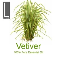 VETIVER 100% PURE ESSENTIAL OIL 100ML AROMATHERAPY
