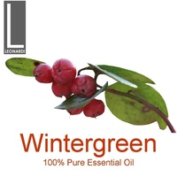 WINTERGREEN 500 ML PURE ESSENTIAL OIL AROMATHERAPY GRADE