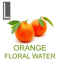ORANGE FLORAL WATER Hydrosol TONER 100% NATURAL 500ml