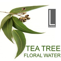 TEA TREE FLORAL WATER Hydrosol TONER 100% NATURAL 500ml