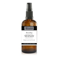 ROSEHIP OIL - 50 ML COLD PRESSED - WITH SERUM PUMP