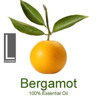 BERGAMOT 100 ML PURE ESSENTIAL OIL AROMATHERAPY GRADE
