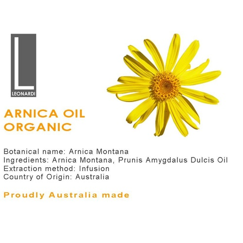 ARNICA OIL 100 ML PURE NATURAL OIL